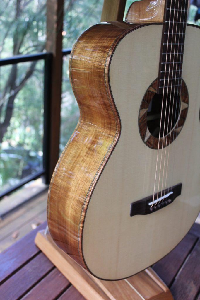 Sydney Guitar Making